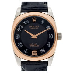 Rolex Cellini 6229, Case, Certified and Warranty