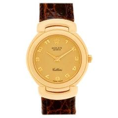 Rolex Cellini 6621, Certified and Warranty
