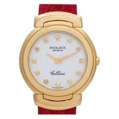 Rolex Cellini 6622, White Dial, Certified and Warranty