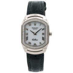 Rolex Cellini 6691, White Dial, Certified and Warranty