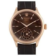 Rolex Cellini Dual Time Watch 50525
