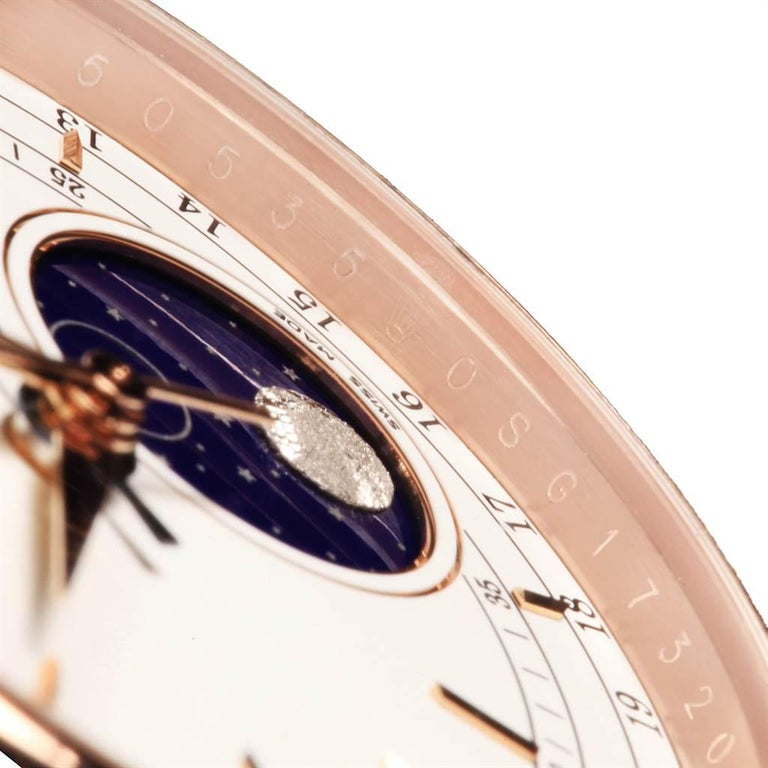 Rolex Cellini Moonphase Everose Rose Gold Automatic Men's Watch 50535 For Sale 2