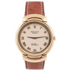 Rolex Cellini Ref. 6622 18kt Yellow Gold Wristwatch