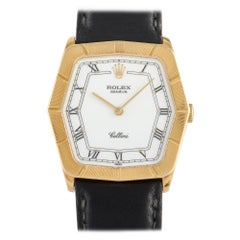 Rolex Cellini Yellow Gold Watch 4170/8