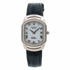 Rolex Cellini6480, Silver Dial Certified Authentic