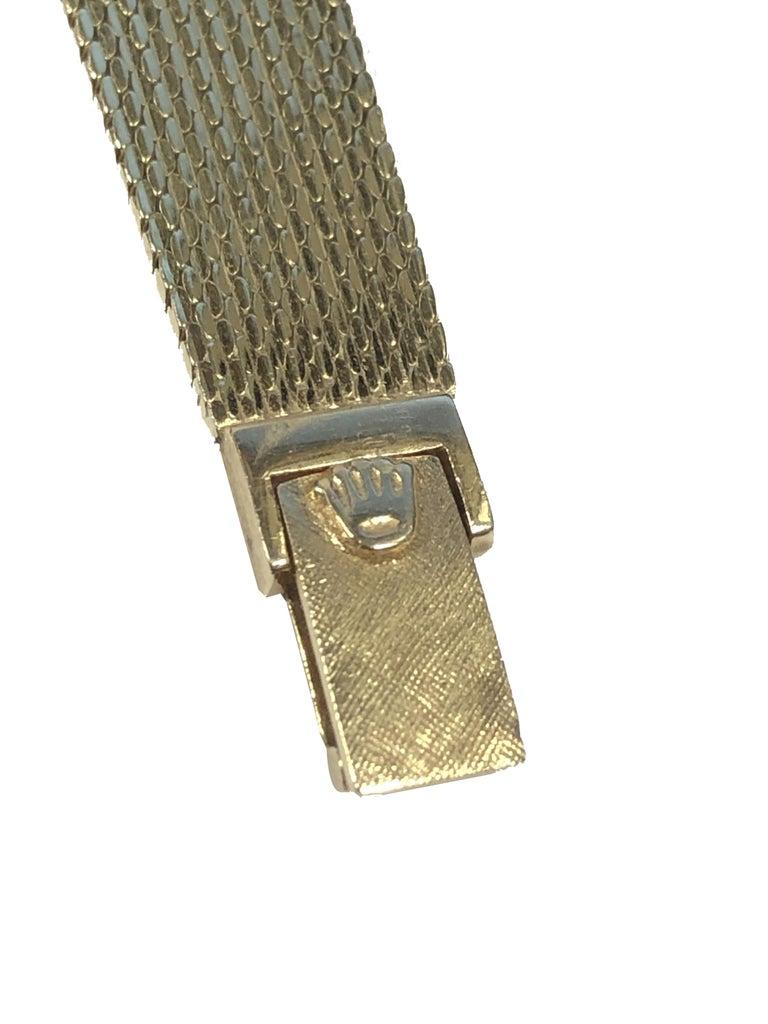 Rolex Chameleon Vintage Ladies Interchangeable Wrist Watch All Complete For Sale 8