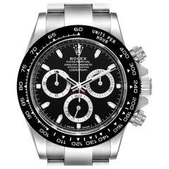 Rolex Cosmograph Daytona Ceramic Bezel Black Dial Men's Watch 116500