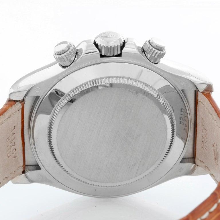 Rolex Cosmograph Daytona Men's White Gold 116519 1