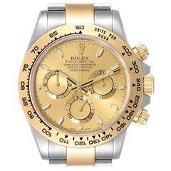 Rolex Cosmograph Daytona Steel Yellow Gold Men's Watch 116503 Unworn