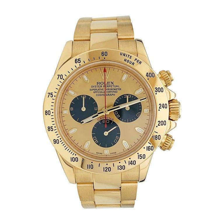 "Rolex ""Cosmograph Daytona"" Watch For Sale"