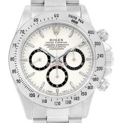 Rolex Cosmograph Daytona Weiß Dial Zenith Movement Uhr 16520