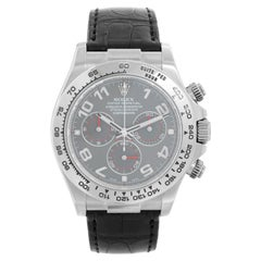 Rolex Cosmograph Daytona White Gold Watch 116519