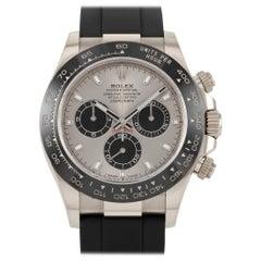Rolex Cosmograph Daytona White Gold Watch 116519LN