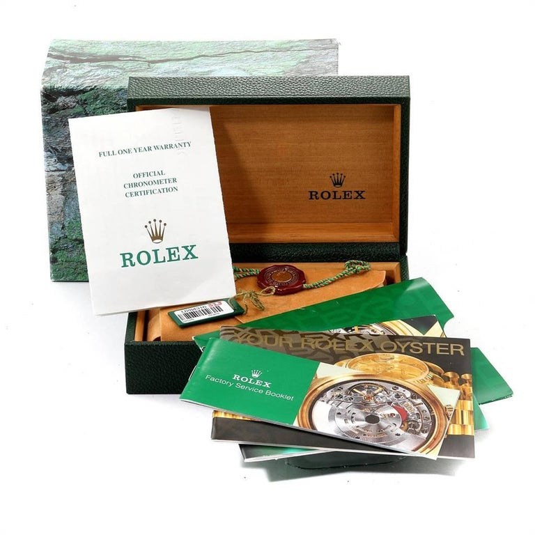 Rolex Cosmograph Daytona Zenith Movement Men's Watch 16520 Box Papers For Sale 9