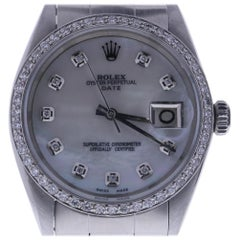 Rolex Date 1501, Pink Dial, Certified and Warranty