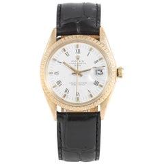 Rolex Date 1503, Case, Certified and Warranty