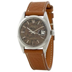 Rolex Date 1504, Case, Certified and Warranty