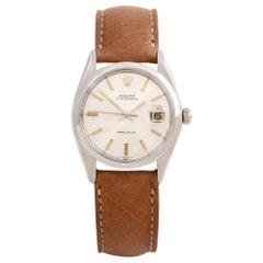 Rolex Date 6694, Case, Certified and Warranty