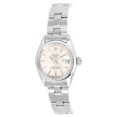Rolex Date 6916 Women's Watch in Stainless Steel