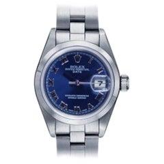 Rolex Date 79160, Case, Certified and Warranty