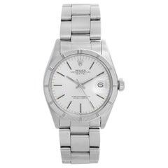 Rolex Date Men's Stainless Steel Watch 1501