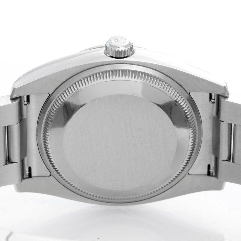 Rolex Date Oyster Perpetual Men's Watch 115200 1