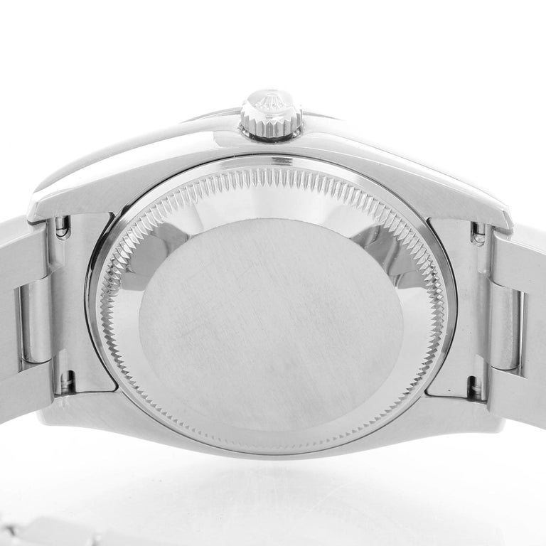 Rolex Date Oyster Perpetual Men's Watch 115200 For Sale 1