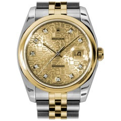 Rolex Datejust 116203, Case, Certified and Warranty