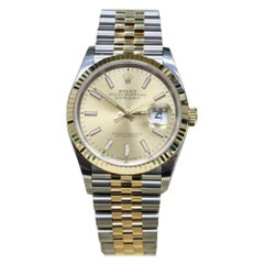 Rolex Datejust 116203, Certified and Warranty