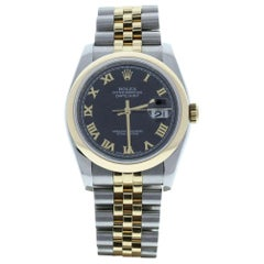 Rolex Datejust 116203, Silver Dial, Certified and Warranty
