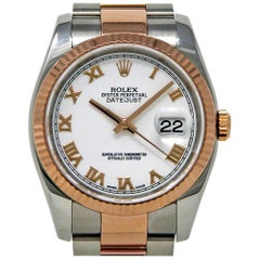 Rolex Datejust 116231, Certified and Warranty