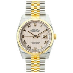 Rolex Datejust 116233, Silver Dial, Certified and Warranty