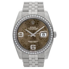 Rolex Datejust 116244, Color Dial, Certified and Warranty
