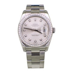 Rolex Datejust 116244, Certified and Warranty