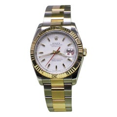 Rolex Datejust 116263, Millimeters Black Dial, Certified and Warranty