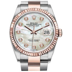 Rolex Datejust 126231, Case, Certified and Warranty