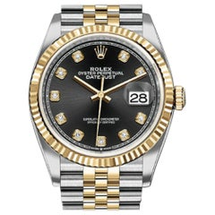 Rolex Datejust 126233, Case, Certified and Warranty
