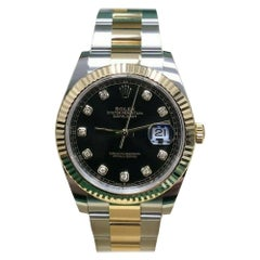 Rolex Datejust 126333, Certified and Warranty