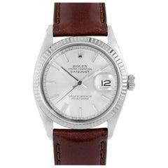 Rolex Datejust 1601, Beige Dial, Certified and Warranty