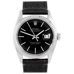 Rolex Datejust 1601, Case, Certified and Warranty