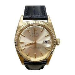 Rolex Datejust 1601, Certified and Warranty