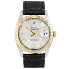 Rolex Datejust 1601, Silver Dial, Certified and Warranty