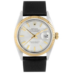 Rolex Datejust 1601, White Dial, Certified and Warranty