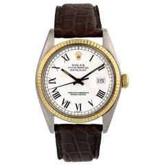 Rolex Datejust 16013 Buckley Dial Men's Watch