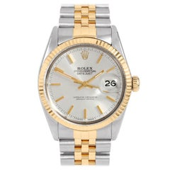 Rolex Datejust 16013, Case, Certified and Warranty