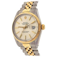Rolex Datejust 16013, Certified and Warranty