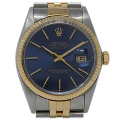 Rolex Datejust 16013; Certified and Warranty