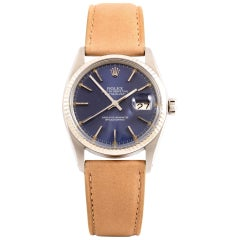 Rolex Datejust 16014, Beige Dial, Certified and Warranty