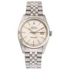 Rolex Datejust 16014 Men's Watch Box Papers