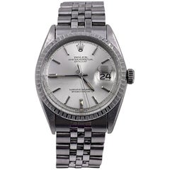 Rolex Datejust 1603 Silver Dial Stainless Steel